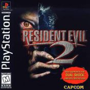 Cover Resident Evil 2: Dual Shock Edition