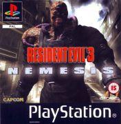 Cover Resident Evil 3: Nemesis