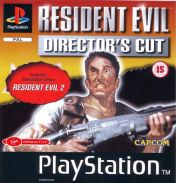 Cover Resident Evil: Director's Cut