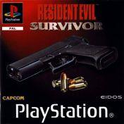 Cover Resident Evil: Survivor