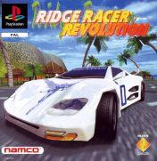 Cover Ridge Racer Revolution