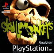 Cover SkullMonkeys