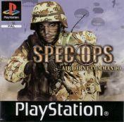 Cover Spec Ops: Airborne Commando