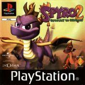 Cover Spyro 2: Ripto's Rage!