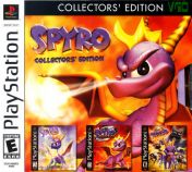 Cover Spyro Collector's Edition
