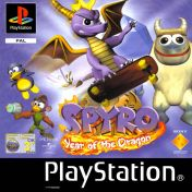 Cover Spyro: Year of the Dragon