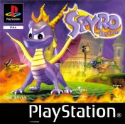 Cover Spyro the Dragon (PSX)