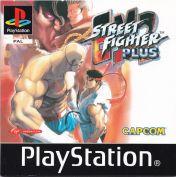 Cover Street Fighter EX2 Plus
