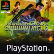 Cover Syphon Filter 3