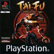 Cover T'ai Fu: Wrath of the Tiger