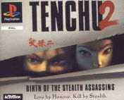 Cover Tenchu 2: Birth of the Stealth Assassins