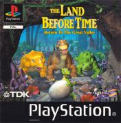 Cover The Land Before Time: Return to the Great Valley