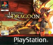 Cover The Legend of Dragoon (PSX)