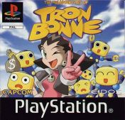 Cover The Misadventures of Tron Bonne