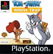 Cover Tom and Jerry in House Trap