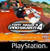 Cover Tony Hawk's Pro Skater 4