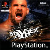Cover WCW Mayhem