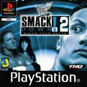 Cover WWF SmackDown! 2: Know Your Role (PSX)