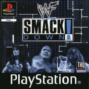 Cover WWF SmackDown!