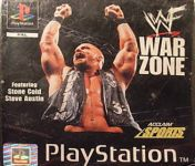 Cover WWF War Zone
