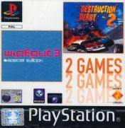 Cover WipEout 3 Special Edition / Destruction Derby 2