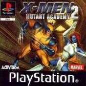 Cover X-Men: Mutant Academy 2