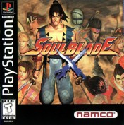 Cover SoulBlade