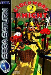 Cover Clockwork Knight 2