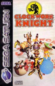 Cover Clockwork Knight