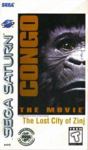 Cover Congo the Movie: The Lost City of Zinj