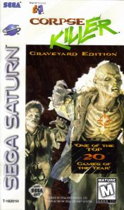 Cover Corpse Killer: Graveyard Edition