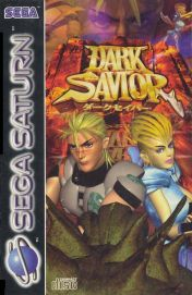 Cover Dark Savior
