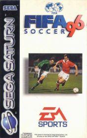 Cover FIFA Soccer 96