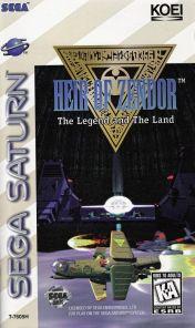 Cover Heir of Zendor