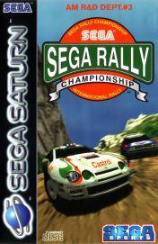 Cover Sega Rally Championship