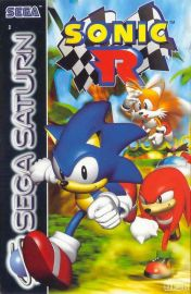 Cover Sonic R (Saturn)