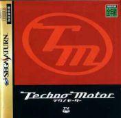 Cover Techno Motor