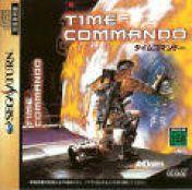 Cover Time Commando