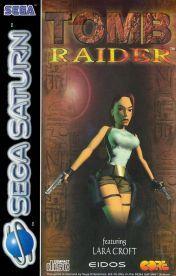 Cover Tomb Raider (1996) (Saturn)