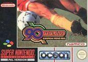 Cover 90 Minutes: European Prime Goal