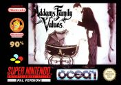 Cover Addams Family Values