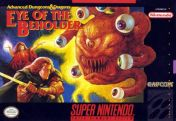 Cover Advanced Dungeons & Dragons: Eye of the Beholder