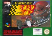 Cover Al Unser Jr.'s Road to the Top