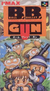 Cover Ball Bullet Gun: Survival Game Simulation