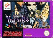Cover Castlevania: Dracula X