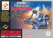 Cover Contra III: The Alien Wars