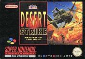 Cover Desert Strike: Return to the Gulf