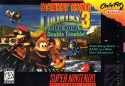 Cover Donkey Kong Country 3: Dixie Kong's Double Trouble