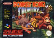 Cover Donkey Kong Country (Snes)