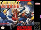 Cover Doomsday Warrior
